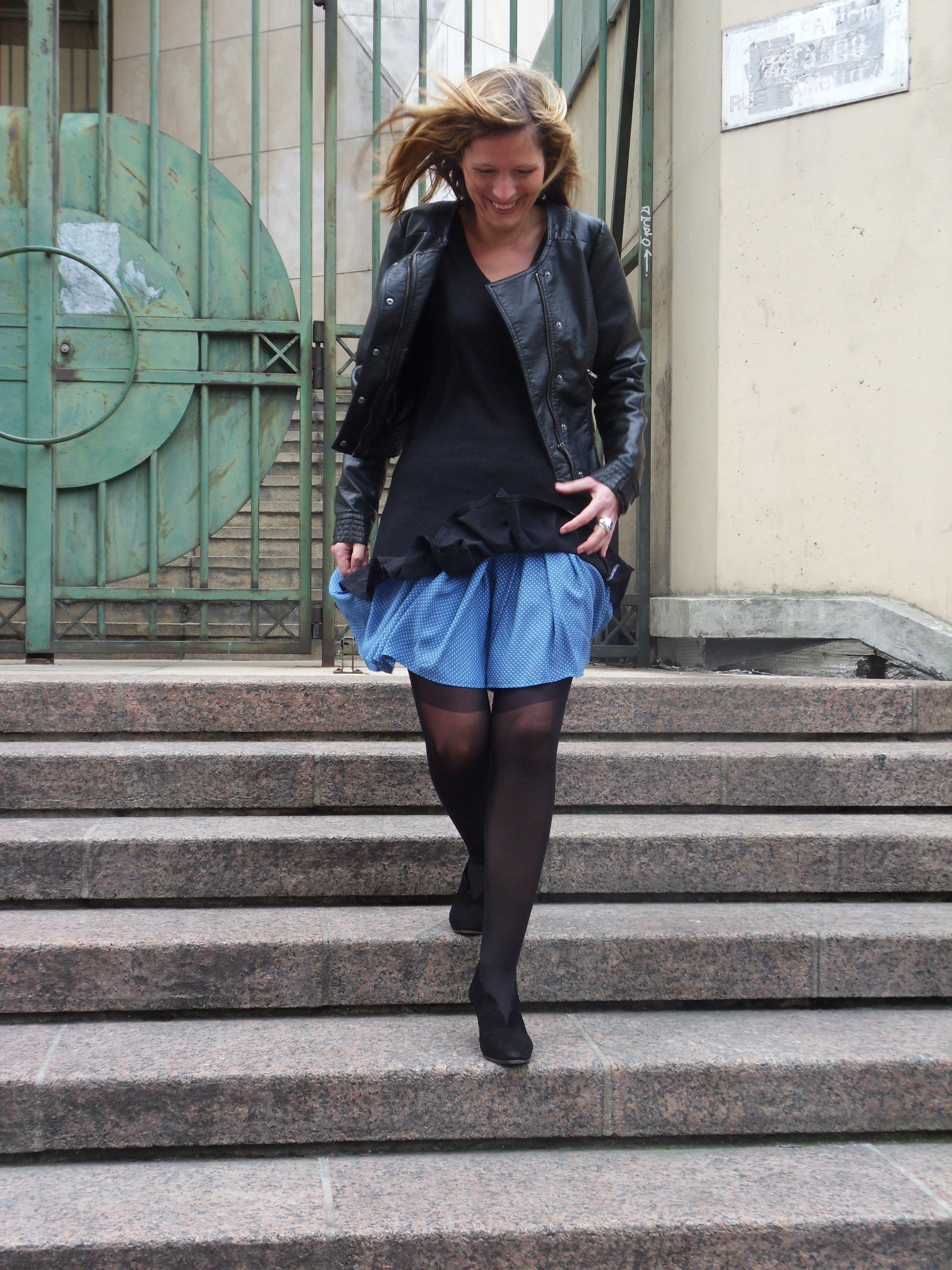 Mirage chez mon collant shoppeuse en cavale - Collants porte jarretelle ...